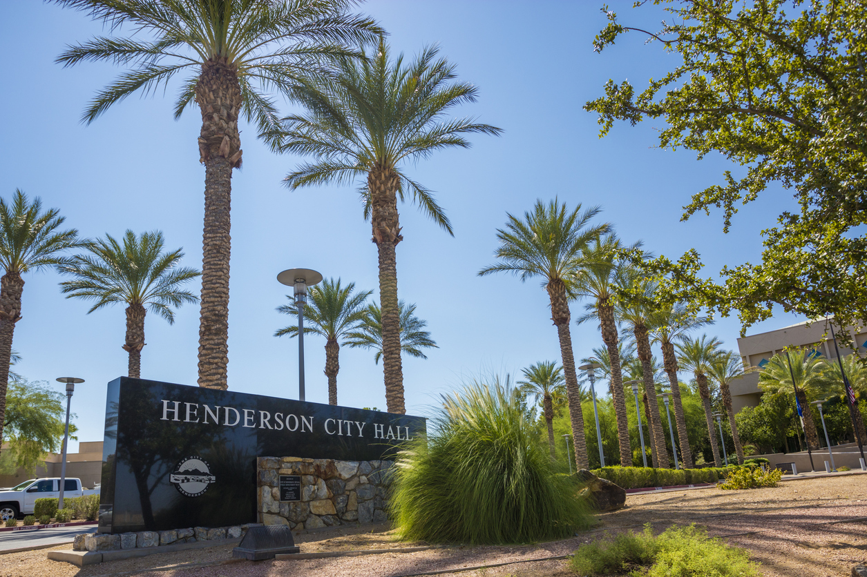 Why You Want Your Town to be Like Henderson, NV